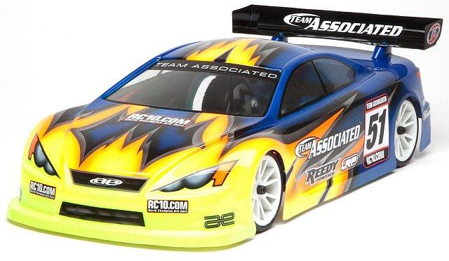 Team Associated TC6 Factory Team - 1:10 Electric RC Touring Car