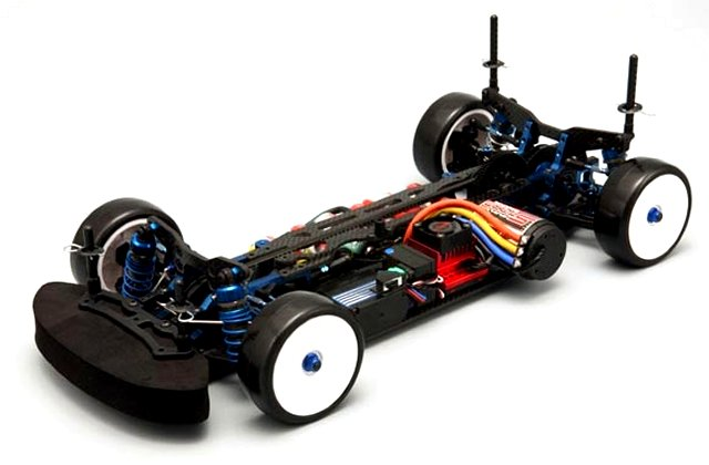 Team Associated TC5R