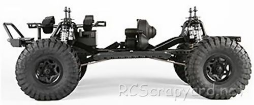 Axial Racing SCX10 Chassis