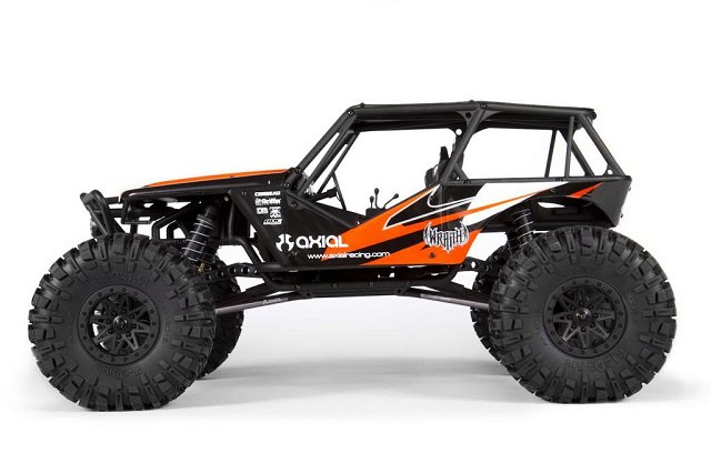 Axial Racing Wraith - 1:10 Electric Rock Crawler