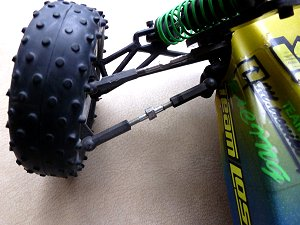 Buggy Front Track Rod