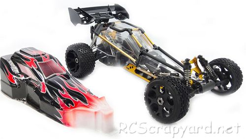 CEN Striker Dune Buggy - EP Chassis