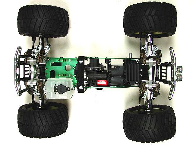 CEN GST 7.7 Chassis