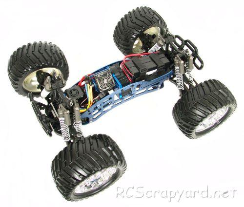 CEN GST-E Chassis