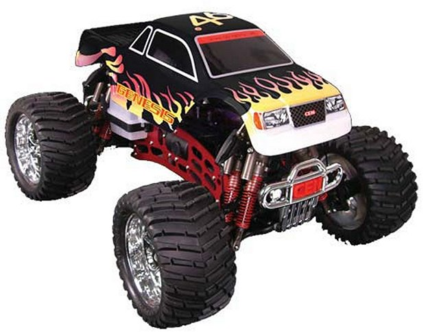 CEN Genesis 46 - 1:8 Nitro RC Monster Truck