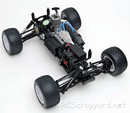CEN MG10-TR Chassis