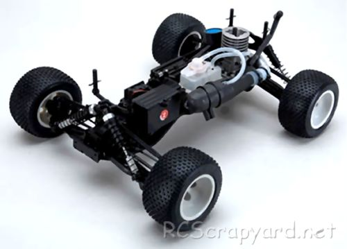CEN MG10-TR2 Chassis