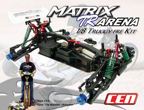 CEN Matrix TR Arena Chassis