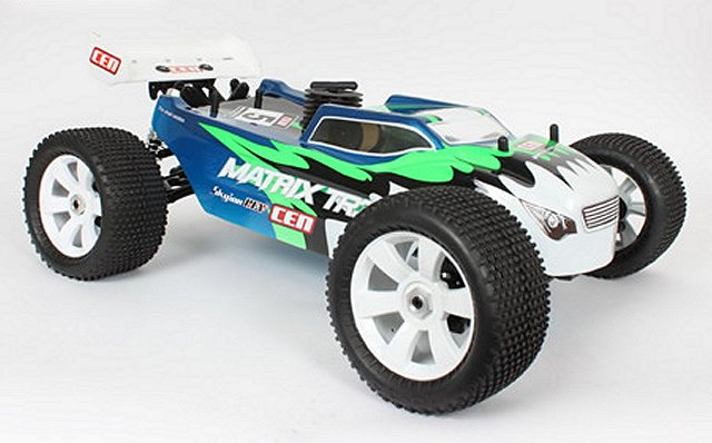 CEN Matrix TR3 - 1:8 Nitro RC Truck/Truggy