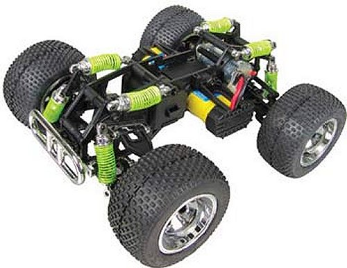 CEN Mini Madness Chassis - 1:18 Electric RC Monster Truck