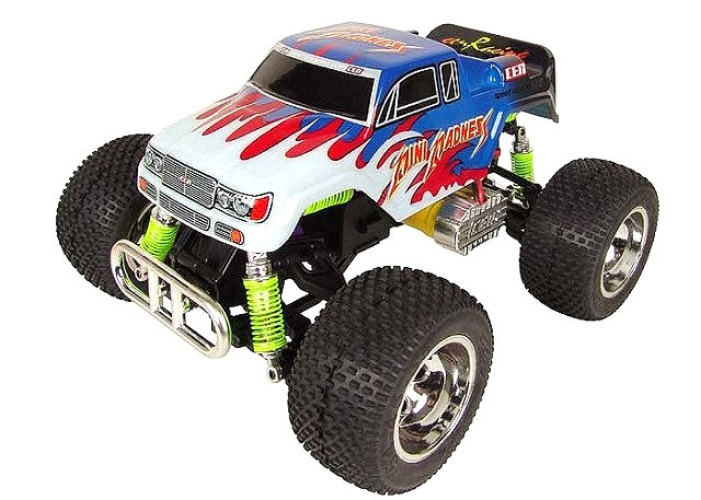 CEN Mini Madness - 1:18 Electric RC Monster Truck