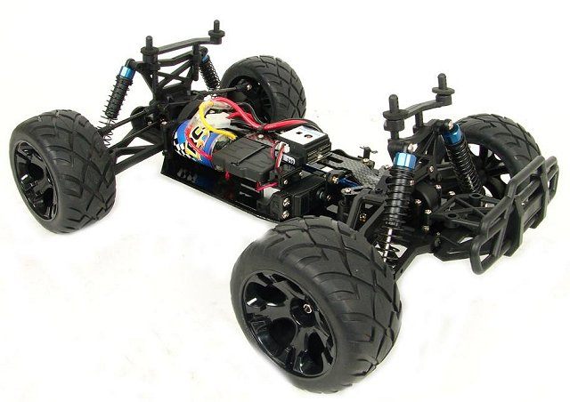 CEN eMatrix 10-T Chassis - 1:10 Electric RC Truck