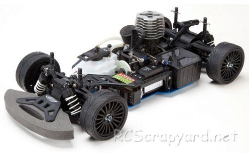 carson cv 10 chassis funkgesteuertes modell archiv. Black Bedroom Furniture Sets. Home Design Ideas
