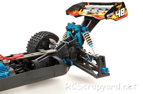 Carson Dirt Attack XXL 6s Chassis