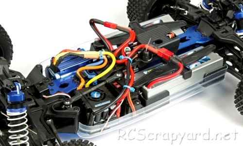 Carson FY8 Destroyer Line 4S Chassis