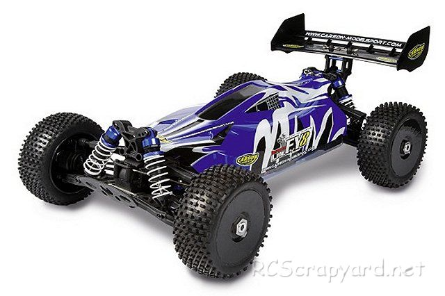 Carson FY8 Destroyer Line 4S - 1:8 Brushless Electric RC Buggy