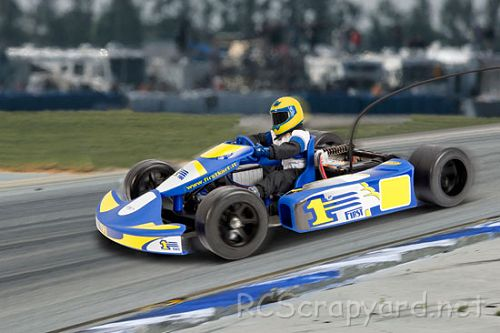 Carson First Go Kart - # 500103016 • (Radio Controlled Model