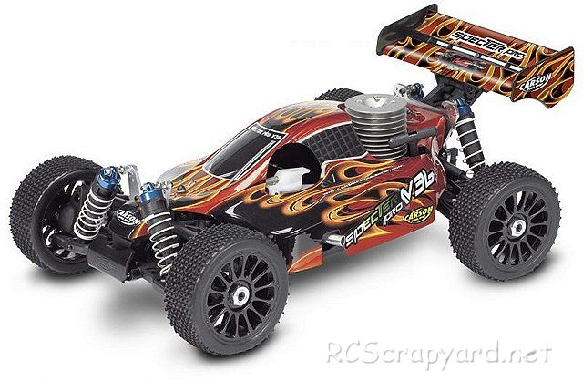 Carson Specter II Pro V36 - 1:8 Radio Controlled Buggy