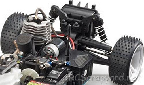 carson stormracer automatic v18 - cv-10b