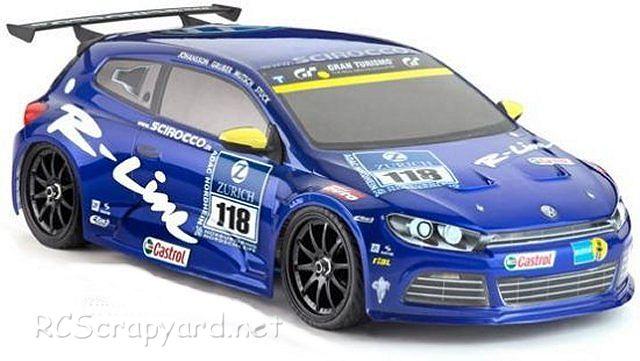 Carson VW-Scirocco-Nitro