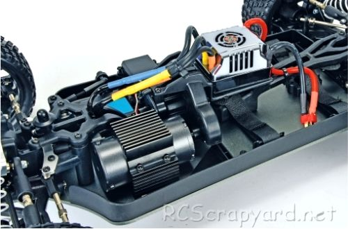 Specter 6S, Brushless - X8EB Chassis