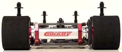 Corally 12SL Chassis