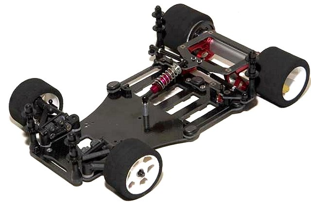 Corally 12SL - Side Links - 1:12 Electric Pan Car