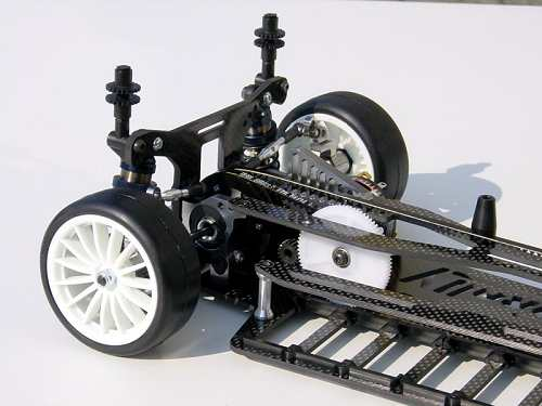Corally Assassin Chassis