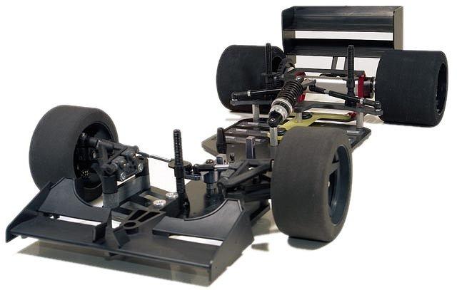 Corally F1 NGX - 1:10 Electric Formula One Car