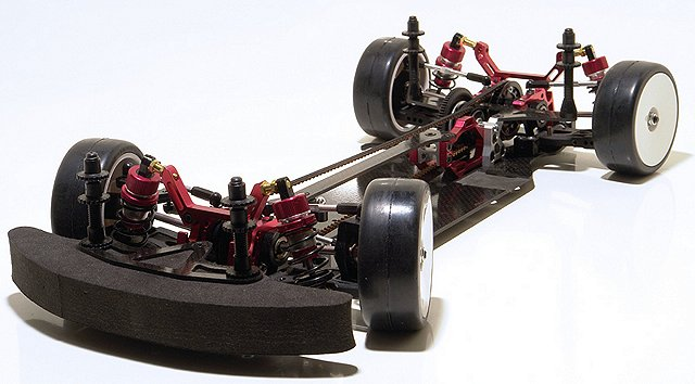 Corally HMX M1 - 1:10 Electric RC Model Touring Car