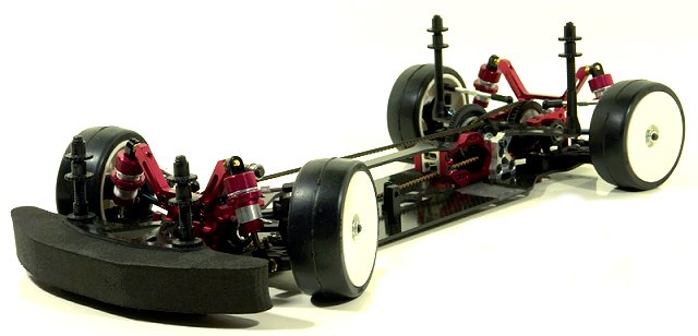 Corally HMX - 1:10 Electric RC Model Touring Car
