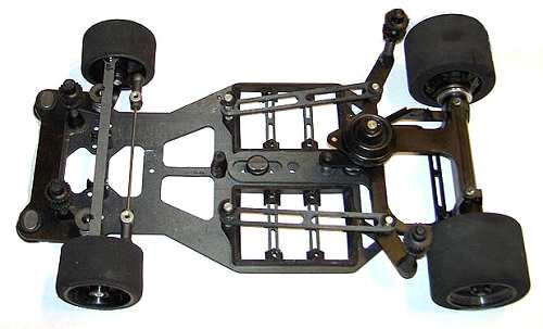 Corally SP12 G3 Chassis