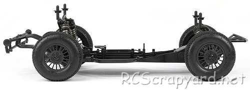 Durango DESC210R Chassis