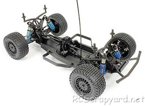 Durango DESC410R Chassis