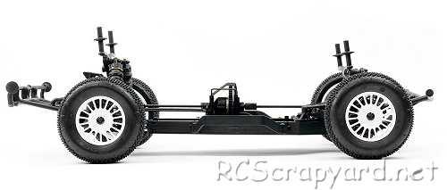 Durango DESC410R v2 Chassis