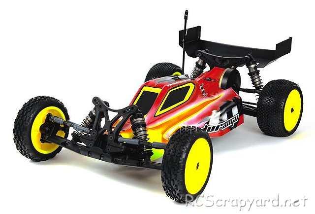 Durango DEX210 V2 - 1:10 Electric 2WD RC Buggy