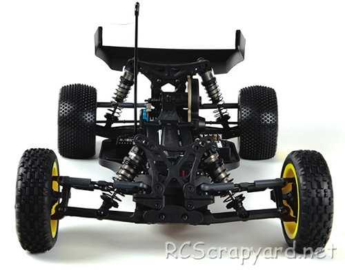 Durango DEX210 V2 Mid Motor Chassis