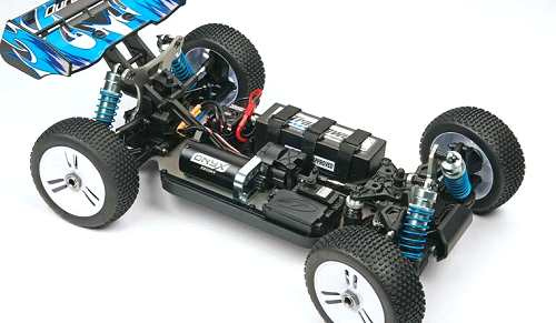 Duratrax 835E Chassis