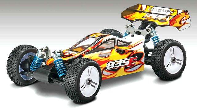 Duratrax 835E - 1:8 Electric Buggy