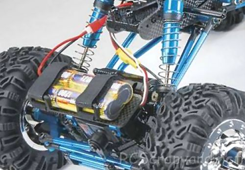 Duratrax Cliff-Climber Chassis