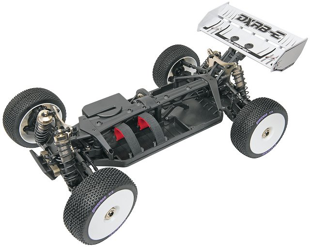 Duratrax DXR8-E - Chassis - 1:8 Electric Buggy