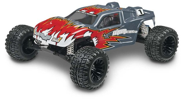 Duratrax Evader EXT2.4 - 1:10 Electric Stadium Truck