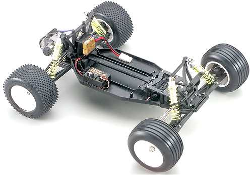 Duratrax Evader ST Chassis