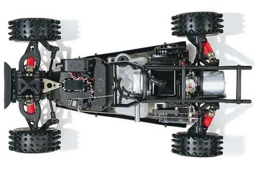 Duratrax Firehammer Chassis
