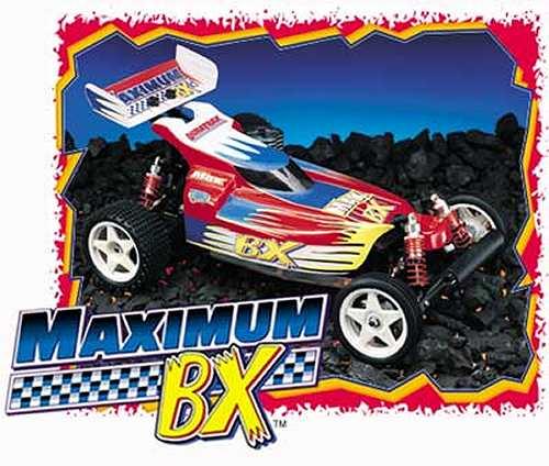 Duratrax Maximum BX