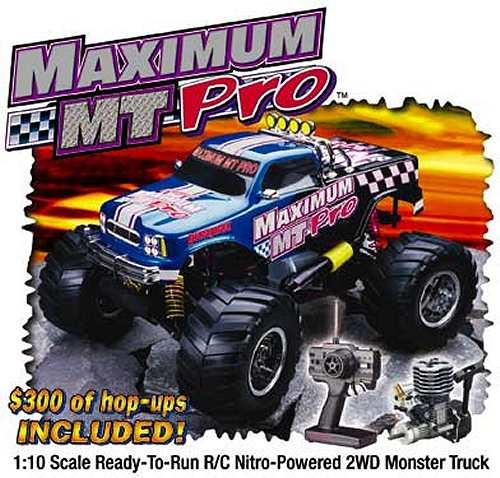 Duratrax Maximum MT Pro
