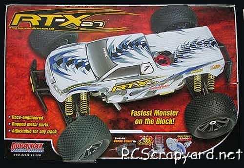 Duratrax RT-X-27