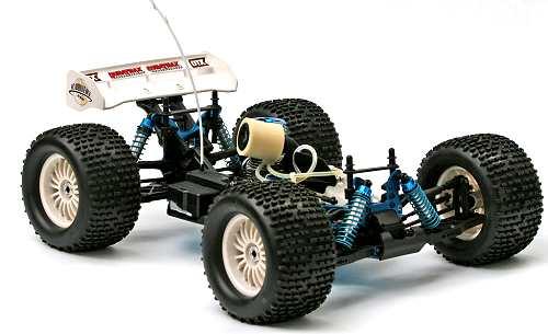 Duratrax Nitro Raze ST Chassis