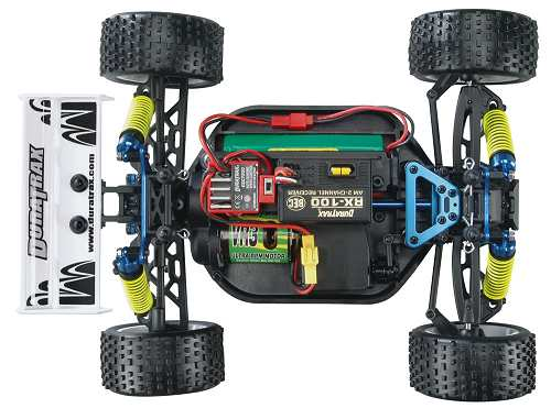 Duratrax Vendetta ST Chassis