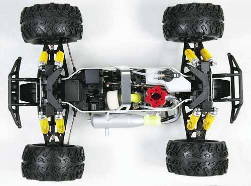 Duratrax Warhead Chassis